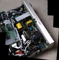 Denon DRA-F107DAB+ Innenansicht Netzteil