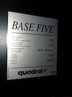 Quadral base 5