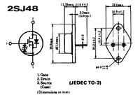 2SJ48 Pinout
