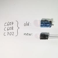 HMA-8300 - Replacement C606 C608 C702