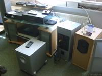 Anlage im Hörraum -Akustik Art, Kiel