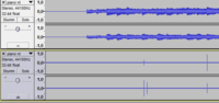 audacity glitch finding