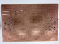 Symasym auf Lochrasterplatine