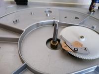 P120SH Plattentellerdorn