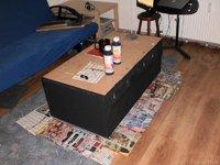 Tischlein für 2x 18-500 Bäße vom großen T
