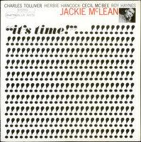 Jackie-McLean-Its-Time-520211