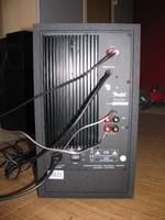 Teufel C200 Anschlüsse