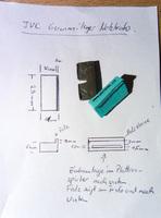 Trafo Aufhängung Zeichnung