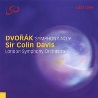 Cover LSO Dvorak Symphony No. 9