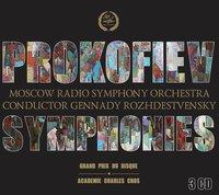 Sergei Prokofjew: Die Sinfonien