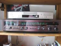 Vergleich Receiver Klassiker: NAD 7030 Stereophonic vs Nikko STA