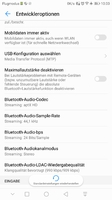 Aventho, bester verfügbarer Bluetooth-Codec