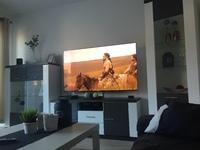 Kann Mir Einer Sagen Wo Sich Beim Samsung KS8090 Der Lichtsensor Befindet Selbst Wenn Raum Ziemlich Hell Ist Regelt TV Die Beleuchtung Sehr Weit