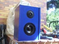 FFT Blue One