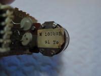 Lautstärkeregler Technics SU-V650