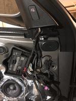 Audio System EX 80 SQ Evo im Audi A6 4G