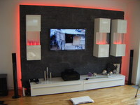 bilder eurer steinw nde kiesbetten racks geh use hifi forum seite 21. Black Bedroom Furniture Sets. Home Design Ideas