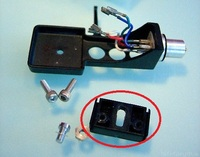 Technics SL-1300 Headshell
