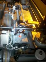 Tangentialarmplattenspieler LT-CS01 Reparatur