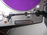 Mc Crypt TT-501: Tonarm