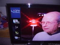 TV Led Samsung Bildschirm ansicht bei dem Problem