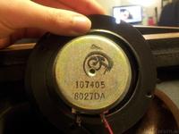 Bose 301 Hochtöner 2