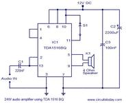 24w-amplifier-using-tda1516-circuit