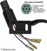 ADC Headshell