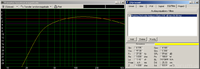 Versacube Simulation (+3dB bei 38Hz)