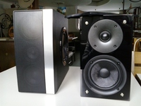 S-PM32 & S-P01-LR Speaker front
