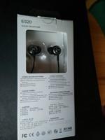 Soundmagic ES20-BK