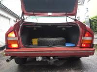 CX-Kofferraum