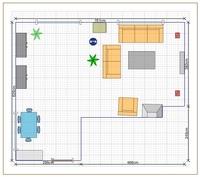 Wohnzimmer alternativ