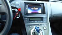 Prius 3 Radioblende DoppelDin