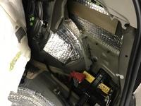 Toyota Prius 3 Kofferraum gedämmt Silent Coat