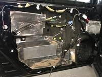 Toyota Prius 3 Türe dämmen Hifi Variotex Evo