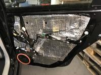 Toyota Prius 3 Türe hinten Dämmung Silent Coat