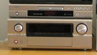 AVR-3805 und DVD-1910