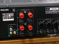 Philips FA 930 Rückseite
