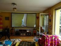 TEST: CouchScreen ***, Leinwände, Beamerzubehör, Messtechnik & Co ...