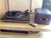 Diy Turntable with Lite Phono