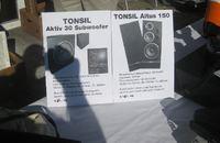 Tonsil auf Flohmarkt