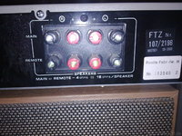 Hitachi SR-2000 AM-FM Reciever -5-