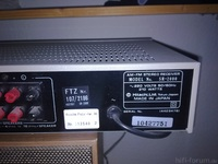Hitachi SR-2000 AM-FM Reciever -6-