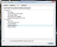 VLC-Codec