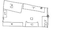 19 m² - Mein Zimmer