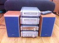 technics-stereoanlage