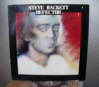 Steve Hackett  Defector