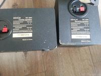 Center und Lautsprecher von hinten