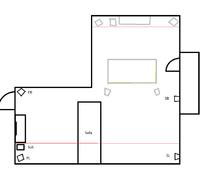 raumklang im wohnzimmer durch aufstellung optimieren akustik hifi forum. Black Bedroom Furniture Sets. Home Design Ideas